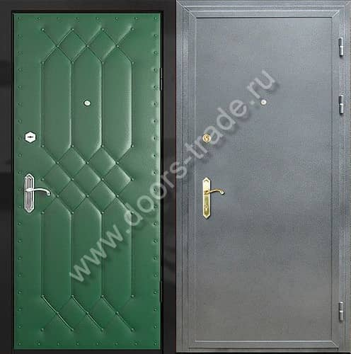 входные двери с порошковым окрасом и м