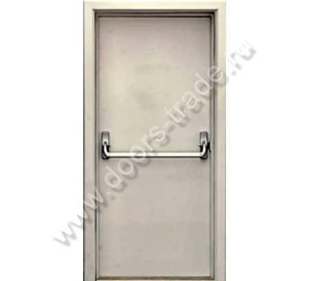 однопольная входная дверь 1200