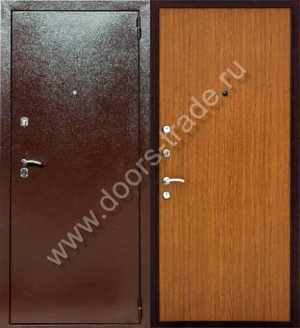 стальные двери эконом класса на заказ