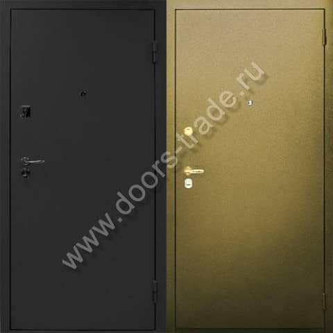 металлические двери собственного производства в краснознаменске