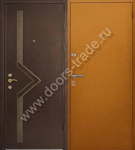 стальные двери с порошковым напылением в щёлково