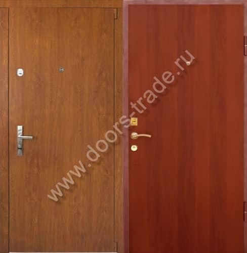 дверь металлическая офисная 2
